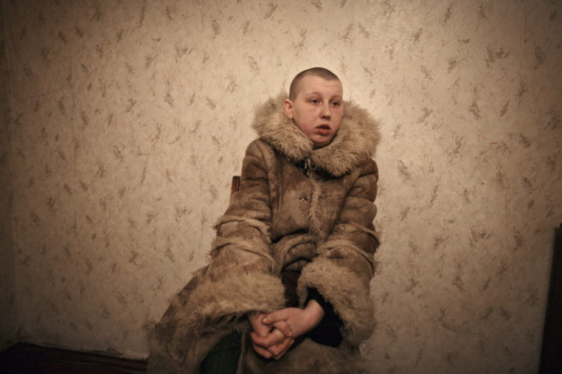 Russia & Ukraine: Police & Young They Brutalize