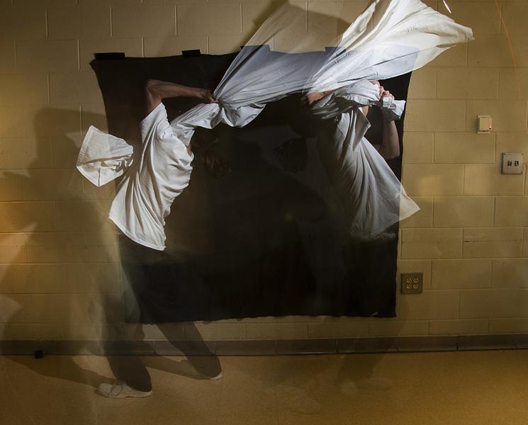 Incarcerated youth's digital photo art