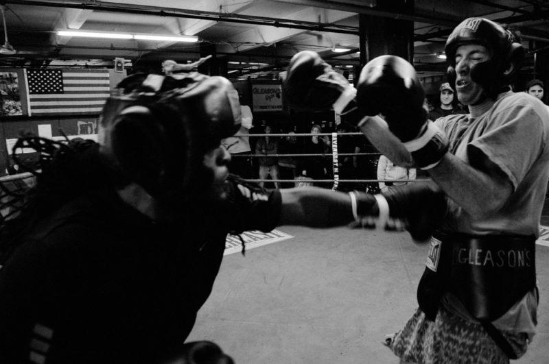 Boxing & Battling Demons