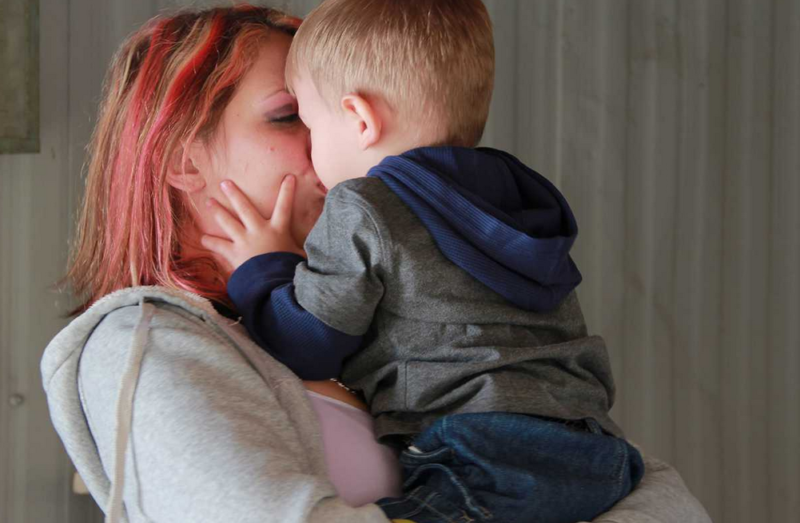 Battling Meth: A Mother's Road to Recovery