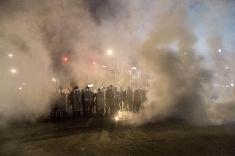 Baltimore Protests 2015 April & May