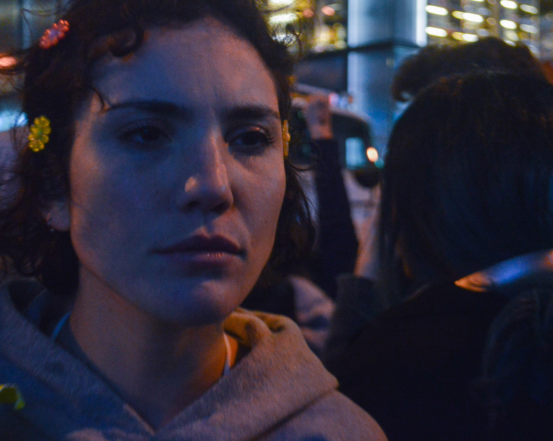 Protest: Young People Protest U.S. Election