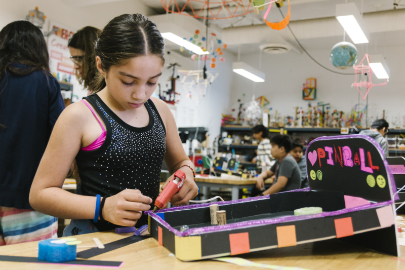 Art school Inner City Arts: