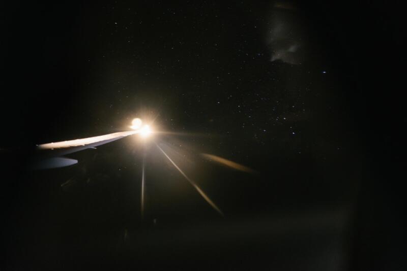 """Ali Sardar"""" Bright ball of light in a night sky."""